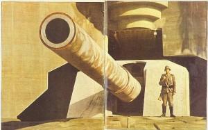 Hitler declarava que a Muralha do Atlântico era intransponível