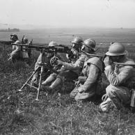 Infantaria do 131 Regimento frances - agosto de 1917