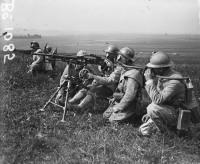 Infantaria do 131 Regimento frances – agosto de1917