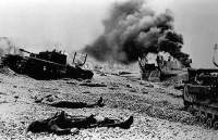 Destruição de Tanques foi Total