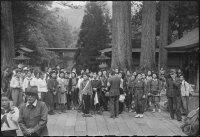 : Turista japonesa Nikko