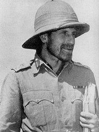 Major General Orde Charles Wingate