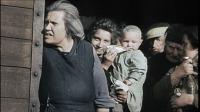 Paris, Maio 1940 - Belgas se abrigam na França