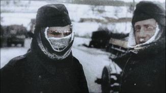 Russia, Novembro de 1941 - O frio nas terras conquistadas