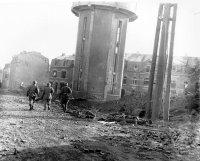 bombardeio alemão nasardenas