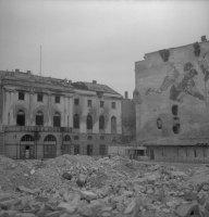 """O Berlin-Sport-Palatz onde Joseph Goebbels, fez seu discurso sobre a """"Guerra Total"""""""