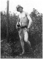 Versão Nazista do Tarzan!!