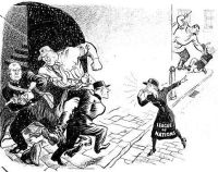 A Liga das Nações entra em desespero, pois a França e Inglaterra estavam preocupadas com a agressão alemã, enquanto a Russia invadia a Finlândia.