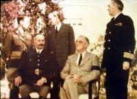 As conversas são uma forma de padronizar as operações dos Aliados