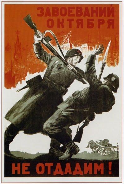 1941 - Impiedosamente esmagar e destruir o inimigo