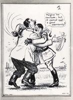 05 - Em junho de 1941, a Alemanha atacou a Rússia. Apenas dois anos antes havia assinado o Pacto de Não-Agressão