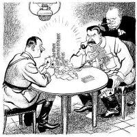 08 - Rússia luta contra a Alemanha. Grã-Bretanha está ao lado da Rússia agora