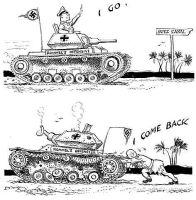09 - Os alemães encontram dificuldades no Norte de África em 1942