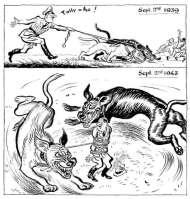 01 - Os cães de guerra virou contra Hitler