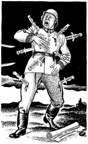 O mito da invencibilidade da Wehrmacht foi quebrado