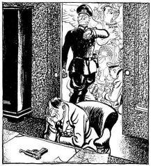 O mito de Hitler estava quebrado. Ele morreria em breve.