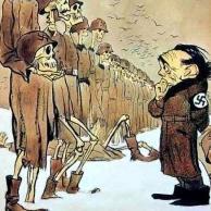 Irreconhecível depois de Stalingrado...