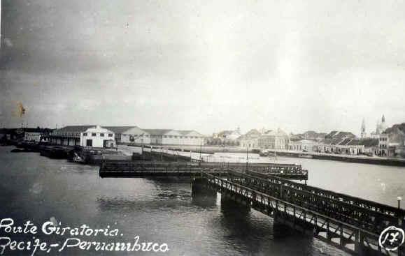 Ponte Giratória