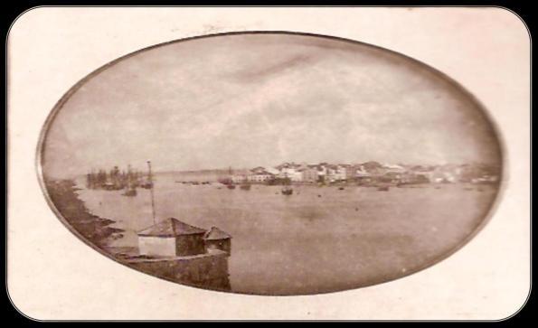 A Mais Antiga Foto do Recife