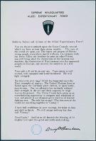 Carta do Supremo Comandante aos Combatentes do Dia D