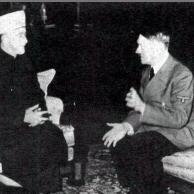 Hitler manteve boas relações com o mundo árabe