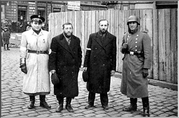 Sim, Judeus Nazistas!! Eles existiram!