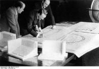Albert Speer, Adolf Hitler, Architekt Ruff