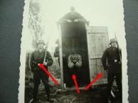 Autoridade Militar no banheiro