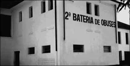 A 2ª Bateria