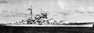 Cerimônia de comissionamento do encouraçado alemão Bismarck, 24 de agosto de 1940, foto 01 de 10