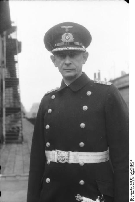 Kapitän Ernst Lindemann