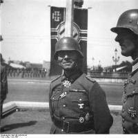 Paris, Erwin Rommel bei Siegesparade