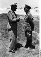 Nordafrika, Albert Kesselring, Erwin Rommel