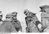 Bei El Agheila, Rommel bei italienischer Division