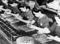 """Mulheres Japonesas no """"esforço de guerra"""""""