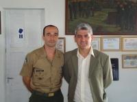 Eu e meu Amigo e Mestre Alessandro Santos