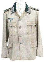 Uniforme de Verão de um Sargento do Exército
