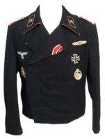 Jacketa de um Oficial Panzer