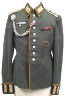 Tunica de Oficial de Cavalaria