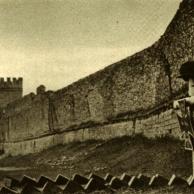 Cemitério militar alemão perto do muro do Kremlin em Smolensk