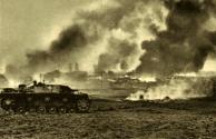 A face da guerra – cidades e aldeias incendiadas