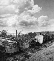Nossos Stukas fizeram todo o trabalho. Eles impediram a destruição das estradas de ferro.
