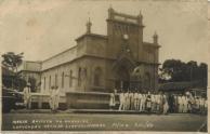 Igreja Batista do Cordeiro uma das primeira igrejas evangélicas do subúrbio do Recife.