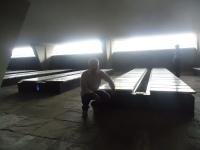 Visita ao Monumento aos Mortos a Segunda Guerra local de sepultamento atual - Aterro do Flamengo