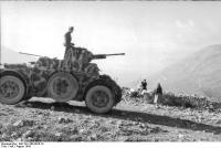 Italien, Panzerspähwagen
