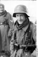 Italien, deutscher Soldat