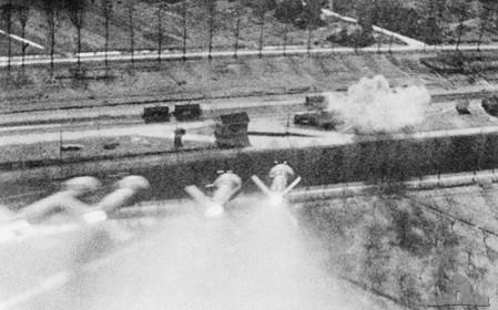 Ataque de um P-47