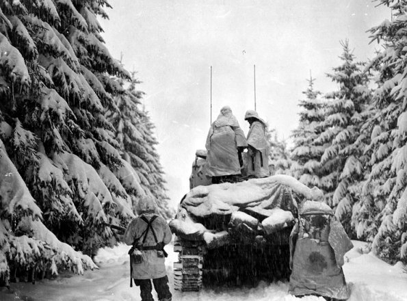 Saída de Bastogne