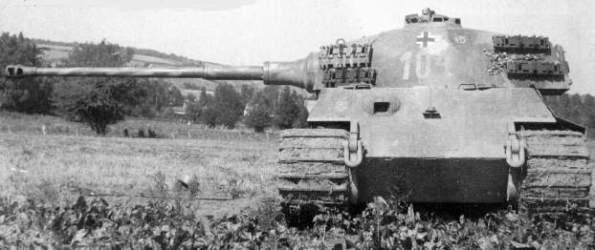 """Panzerkampfwagen VI """"E Tiger"""""""