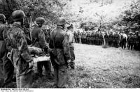 Frankreich, General Eugen Meindl,Fallschirmjäger
